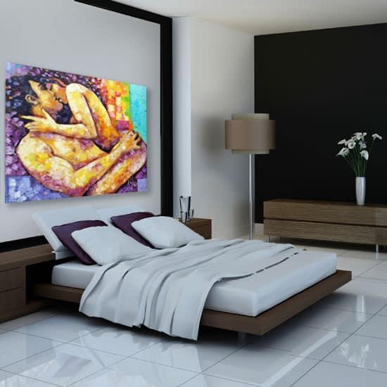 Obrazy ręcznie malowane na płótnie to taka forma dekoracji ściennych, która doda wyrafinowanej elegancji wnętrzom mieszkań