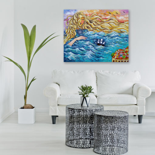 Obrazy olejne pejzaże