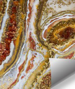Fototapeta - Geode art
