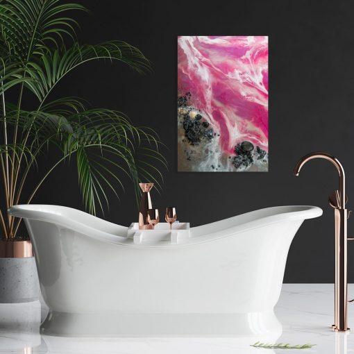Obraz z morzem do łazienki